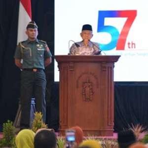 Wapres Maruf Amien Dan Menkop Teten Perkuat Inisiatif Halal Universitas Brawijaya