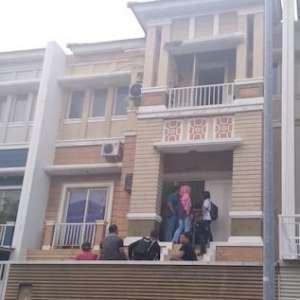 4 WN China Yang Digerebek Di PIK Ngaku Kontraktor Ke Tetangga