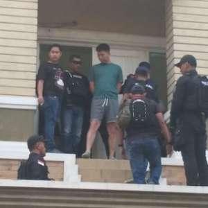 Polisi Gerebek Rumah WN China Kasus Penipuan Bermodus Skimming