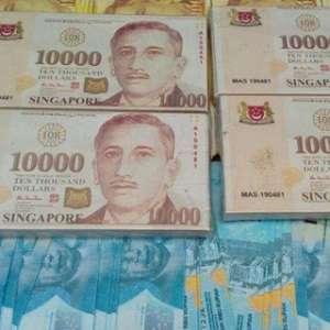 Lembaran 10.000 Dolar Milik Wiranto Sudah Tidak Edar, Sering Dikaitkan Dengan Pencucian Uang