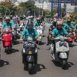 Dealer Open Day Kunjungi Sidoarjo, Piaggio Indonesia Berikan Penawaran Khusus