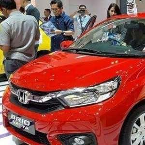 Demi Tingkatkan Kandungan Lokal Brio, Honda Siap Gelontorkan Investasi Rp 5 Triliun