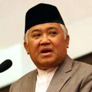 Din Syamsuddin: Yang Tidak Suka Dewas KPK Ya Jadi Presiden Saja