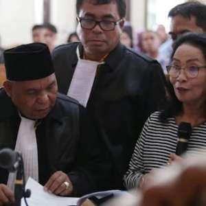 Saksi Nilawati Pastikan Nama Harijanto Karjadi Ada Dalam Akta Yang Otentik