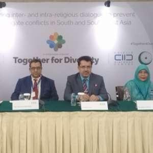 Bersama Organisasi Internasional, Jaringan Gusdurian Bahas Hubungan Muslim-Budhis Asia