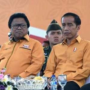 Terbukti, OSO Lebih Cinta Hanura Ketimbang Wiranto