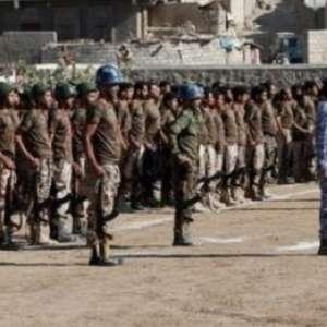 Kelompok Houthi Diduga Dalangi Serangan Rudal Di Parade Militer Yaman