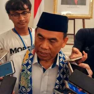 Batal Jadi Cawagub DKI, Saefullah: Memang Bukan Hak Saya