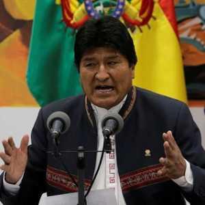 Pertahankan Popularitas Morales, MAS Usung 2 Eks Menteri Jadi Capres Dan Cawapres Bolivia