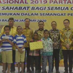 Genjot Pariwisata, Golkar Peringati Natal Nasional Bersama Kader Se-Indonesia Di Pulau Labuhan Bajo