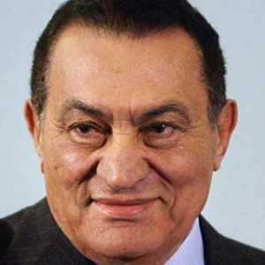 Hosni Mubarak, Penguasa Mesir Korban Arab Spring
