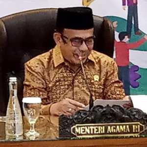 Menteri Agama: Tidak Baik Jika Perizinan Halal Terpusat Di MUI