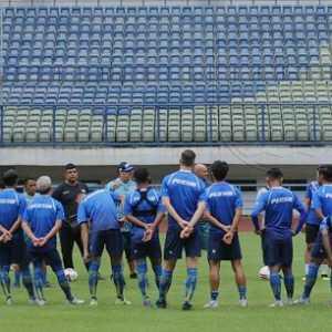 Siap Berjuang Di Liga 1 2020, Persib Baru Daftarkan 26 Pemain