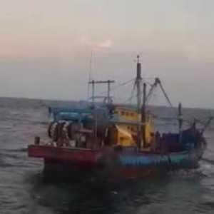KKP Kembali Tangkap Satu Kapal Ilegal Berbendera Malaysia