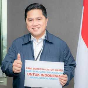 Ungkapan Terima Kasih Erick Thohir Kepada Jajaran Karyawan BUMN Sebagai Yang Terdepan Melayani Masyarakat