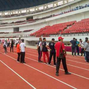 Stadion Jatidiri Ditargetkan Rampung Akhir Tahun, PSIS Hanya Bisa Bersabar