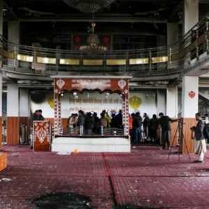 25 Orang Tewas Dalam Penyerangan Kuil Sikh-Hindu di Kabul, ISIS Klaim Bertanggungjawab