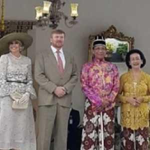 Setelah 25 Tahun, Raja Belanda Mengulang Kisah Lama Di Yogyakarta
