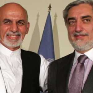 Sama-sama Akui Kemenangan Pemilu, Ashraf Ghani Dan Abdullah Abdullah Tunda Upacara Pelantikan