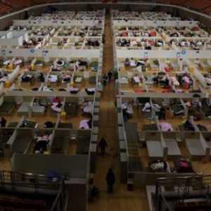 Jumlah Kasus Baru Capai Rekor Terendah, Sebagian Besar RS Darurat Di China Ditutup