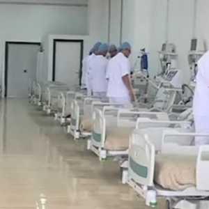 Maroko Berhasil Membangun Rumah Sakit Darurat  Corona Dalam Waktu Hanya Enam Hari