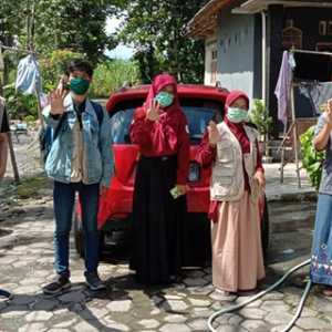 Gerakan Sembodo Lawan Corona, Bahu-Membahu Bantu Masyarakat Terdampak Covid-19