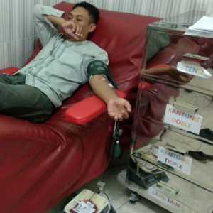 Stok PMI Menipis, Jenderal Andika Perkasa Perintahkan Prajurit Donor Darah