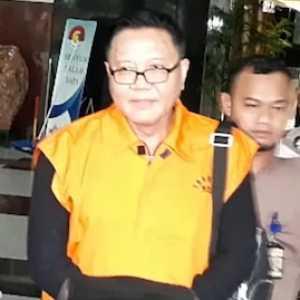 Eks Anggota DPR RI Fraksi PDIP I Nyoman Dhamantra Dituntut 10 Tahun Penjara Dan Denda Rp 1 M