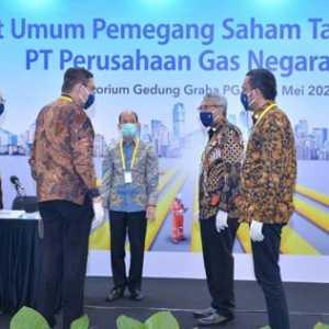 Ditunjuk Jadi Dirut PT PGN, Suko Hartono Akan Perkuat Peran Sub Holding Gas