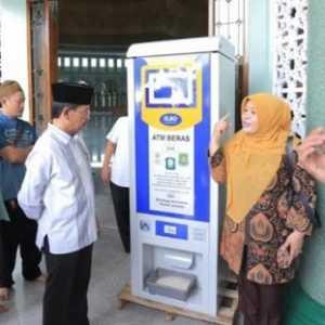Kementan Sudah Salurkan 155 Ton Beras Lewat ATM Untuk Warga Terdampak Covid-19