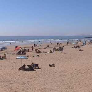 Hari Ini Semua Pantai Di California Ditutup