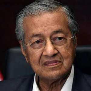 Lantang Menentang Partai, Mahathir Mohammad Didepak Dari Bersatu