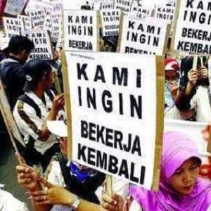 Didominasi Lulusan SMA, Angka Pengangguran Provinsi Banten Tertinggi Di Indonesia