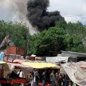 ISIS Klaim Bertanggung Jawab Atas Serangan Bom Bunuh Diri Di Afganistan, 24 Orang Meninggal Dunia