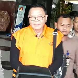 Eks Anggota Fraksi PDIP I Nyoman Dhamantra Divonis 7 Tahun Penjara Dan Denda Rp 500 Juta Perkara Suap Impor Bawang Putih