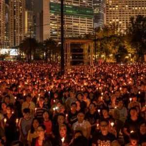Dengan Alasan Covid-19, Hong Kong Larang Peringatan Tiananmen 1989 Untuk Pertama Kalinya