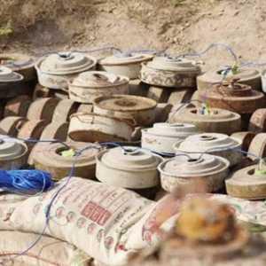 Proyek Anti Ranjau Saudi Berhasil Bongkar Seribu Lebih Ranjau Darat Yang Ditanam Milisi Houthi Di Yaman
