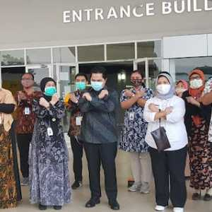 Saleh Husin Berharap BUMN Bantu RSP UI Jadi Rumah Sakit Berkelas