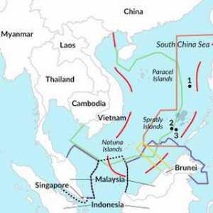Ancaman Ketegangan Laut Tiongkok Selatan Terhadap Indonesia