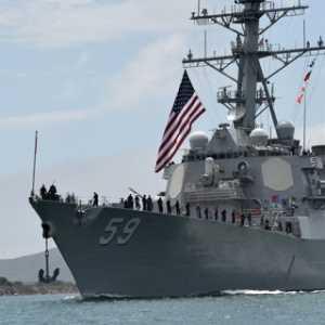 Kapal Perangnya Lintasi Selat Taiwan Saat Peringatan Tiananmen 1989, Apa Tujuan AS?