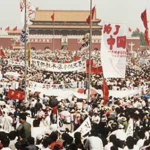 Di Tengah Protes Anti-Rasisme, AS: China Harus Bertanggung Jawab Atas Tragedi Tiananmen 1989