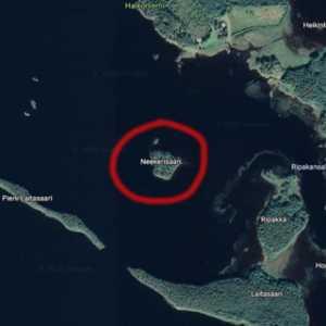 Neekerisaari Atau Pulau Negro Akan Menghilang Dari Peta Finlandia