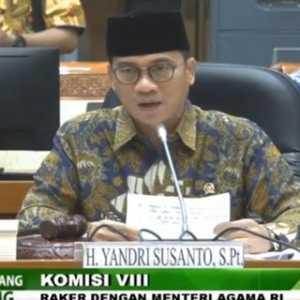 Komisi VIII Minta Menteri Agama Perhatikan Kebutuhan Ponpes, Yandri: Buat Bayar Listrik Saja Susah