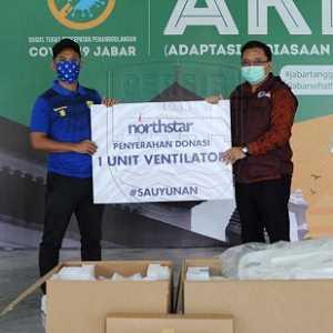 Melalui Program #Sauyunan, Persib Salurkan Bantuan Alat Ventilator Untuk Pemprov Jabar