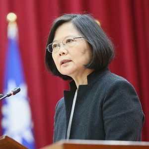 Seperti Taiwan, Tsai Ing-wen Minta China Akui Peristiwa Tiananmen 1989