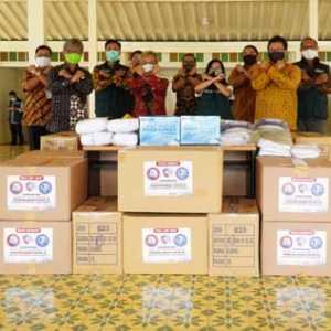 Setelah Jateng, Sampoerna Salurkan Ribuan Bantuan APD Bagi Nakes Di Yogyakarta