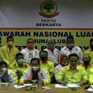 Hasil Munaslub Berkarya, Ganti Warna Organisasi Hingga Minta Soeharto Jadi Pahlawan Nasional