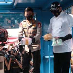 Tutup Ruang Bandar Narkoba, Kapolri: Kasus Extraordinary Harus Ditangani Bersama