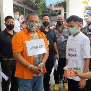 Di Lokasi Kedua, Anak Buah John Kei Bagi-bagi Senjata Untuk Bunuh Nus Kei