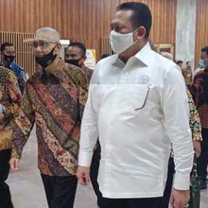 Bertemu Pimpinan MPR, Try Sutrisno Dkk Minta RUU HIP Diubah Dari Judul Hingga Isi
